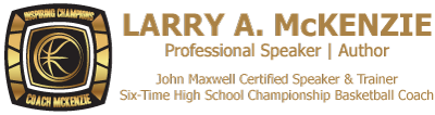 Coach Larry A. McKenzie