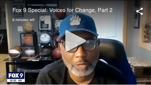 Voices For Change - INTERVIEW